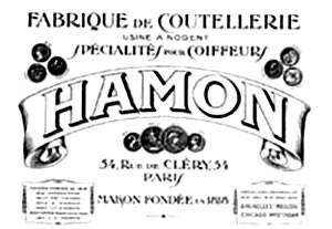 Hamon couture Paris
